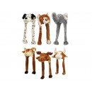 wholesale Figures & Sculptures: Hat Animals assorted from plush, 55 cm