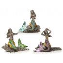 nagyker Játékok:Mermaid fém 7 cm