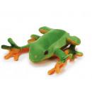Frog plush frog, 20 cm