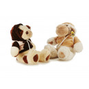 Cow + sheep from plush, 40 cm