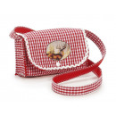 wholesale Handbags: Schoolbag made of fabric, 20 x 13 cm
