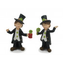 wholesale Party Items: Chimney sweep made of poly 11x4x16cm