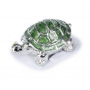 Turtle made of poly, 4 cm