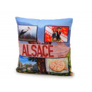 wholesale Cushions & Blankets: Pillows Alsace design, 40 x 40 cm