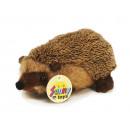 grossiste Jouets: Hedgehog de peluche, 20 cm