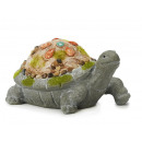 wholesale Garden & DIY store: Turtle made of ceramics, 32 cm