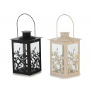 wholesale Wind Lights & Lanterns: Lantern made of metal 12 x 12 x 30 cm