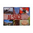 wholesale Table Linen: Placemat Alsace design, 45 x 33 cm