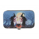 Manicure set with witches design