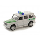 Mercedes Benz Classe G 'Police', 1:32