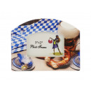 Picture frame 'Bavaria' made of porcelain,