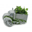 Planting truck made of poly 33 x 22 x 18 cm