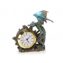 Watch Dragon made of metal, 8 cm