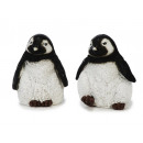 Penguin chick made of poly, 9 cm