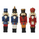 wholesale Gifts & Stationery: Magnet Nutcracker design made of poly, 11 cm