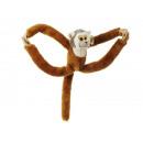 hurtownia Zabawki pluszowe & lalki: Schlenker małpa pluszowych, 40 cm