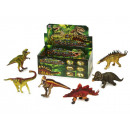Dinosaurs, 28 cm, made of plastic
