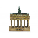 Modell Brandenburgi kapu 3D poly, 13 x 14 cm-es
