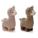wholesale Toys: Plush alpaca, 18 x 10 x 27 cm