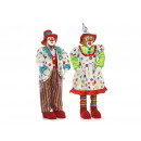 wholesale Toys: Clown made of poly, 85 cm and 90 cm