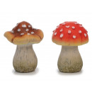 Ceramic mushroom 10 x 10 x 13 cm