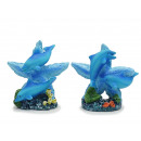mayorista Juguetes: Delfines en estrella de mar de poli, 5.5x2x5cm