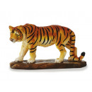 Tiger made of poly, 11 cm