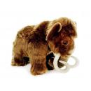 grossiste Jouets: Mammouth de peluche, 40 cm
