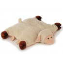 wholesale Toys: Pillows Sheep made of plush, 54 x 40 cm