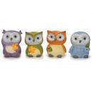Owl poli 8 x 6 x 10 cm-es méretben
