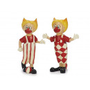 grossiste Pantalons:Clown de poly, 12 cm