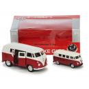 groothandel Speelgoed: VW Bus T1 ingesteld, 11 cm en 6 cm