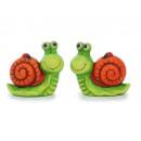 Snail ceramic 12 x 6 x 9 cm
