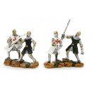 Knight of poly fighting, 8 cm
