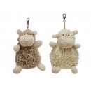 wholesale Dolls &Plush:Sheep of plush, 11 cm