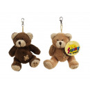 wholesale Toys:Bear made of plush, 8 cm