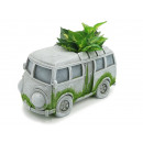 Planting bus made of poly 32 x 15 x 18 cm