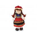 wholesale Dolls &Plush:Black Cuddly Puppy 30 cm