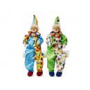 hurtownia Zabawki: Clown Kantenhocker POLY 70 cm