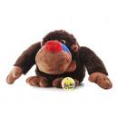Baboon plush, 20 cm