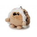 Hedgehog made of plush, 15 cm