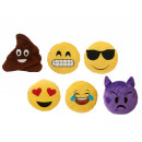 wholesale Cushions & Blankets: Smileys Pillows made of plush 30 cm