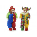 wholesale Costumes:Clown in poly, 45 cm