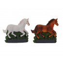 Magnes na konia wykonany z poli 7x1x6cm