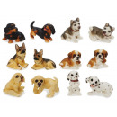 wholesale Home & Living:Dog made of poly, 6 cm