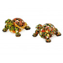 wholesale Figures & Sculptures: Turtle made of poly, 7 cm