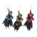 Witch poli, repülő, 25 cm