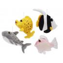 Plush fish, 25-35 cm