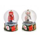 nagyker Drogéria és kozmetika: Csillogó labda lovag, alap 6,5 cm Ø x