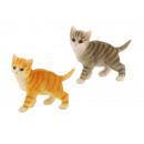 Poly cat, standing, 16x5x14cm